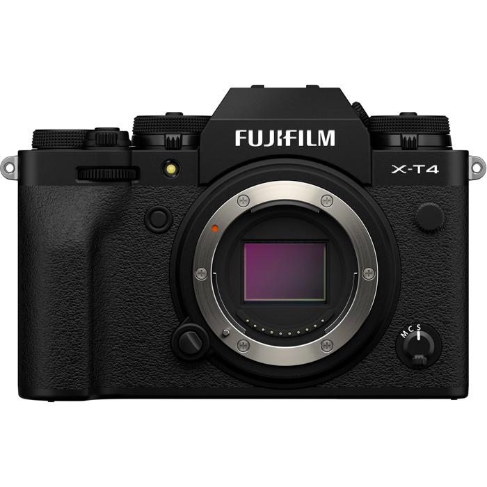 Μια εικόνα του Fujifilm X-T4