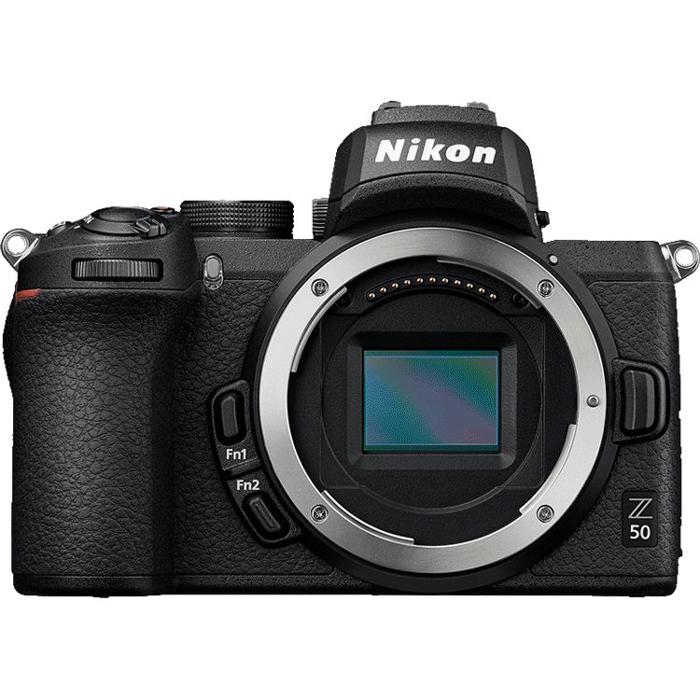 Μια εικόνα της καλύτερης φωτογραφικής μηχανής Nikon Z50 για πορτρέτα
