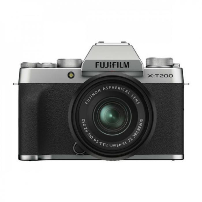 Μια εικόνα του Fuji X-T200