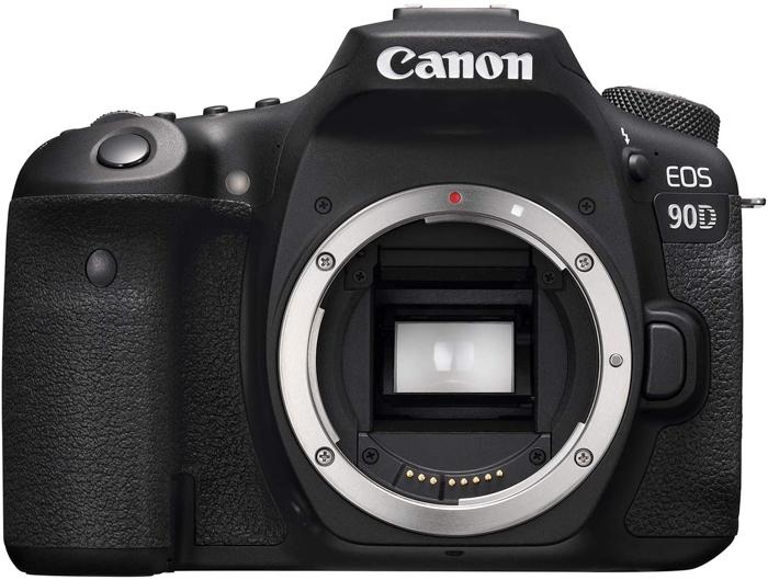 Καλύτερο dslr Canon για πορτρέτα κάμερα EOS 90D