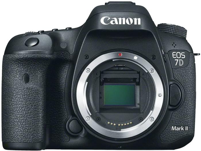 Μια εικόνα κάμερας Canon 7D Mark II για πορτρέτα