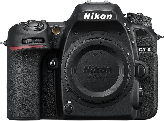 Καλύτερη φωτογραφική μηχανή Nikon για πορτρέτα D7500