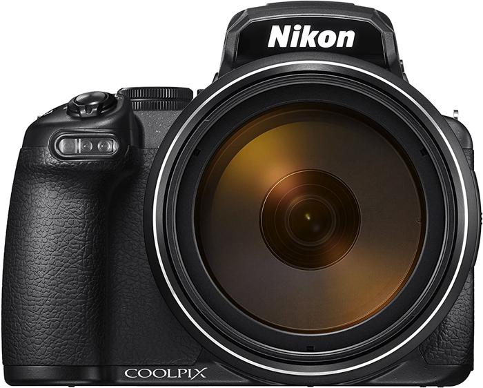 Uma imagem da câmera compacta Nikon P1000
