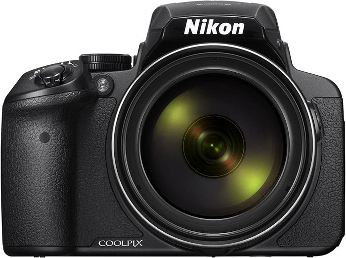 Uma imagem da câmera ponte Nikon P900