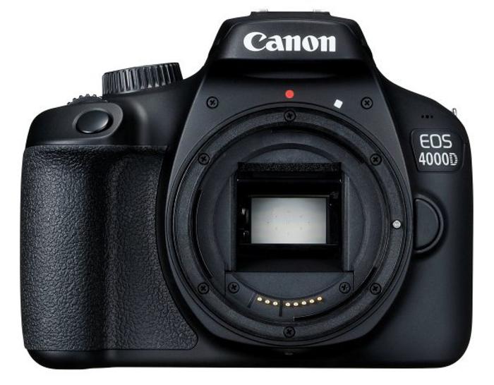 Imagem Canon EOS 4000D