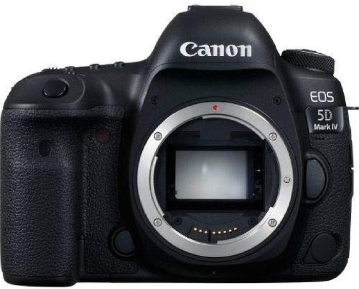 Imagem Canon 5D Mark IV