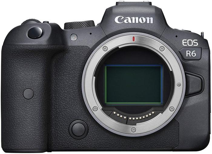 Imagem Canon EOS R6