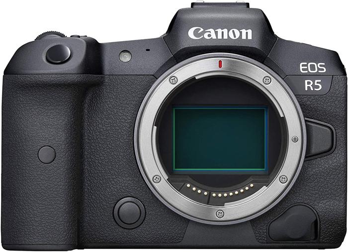 Imagem Canon EOS R5