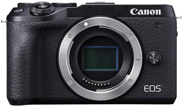 Imagem Canon EOS M6 Mark II