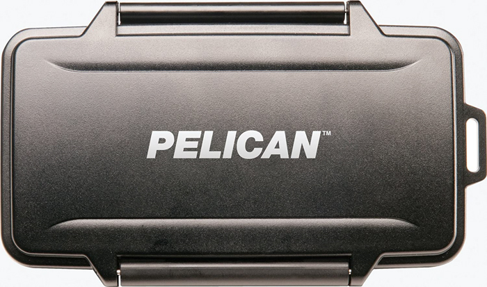 Image of the Pelican 0945 Compact Flash Memory Card Case