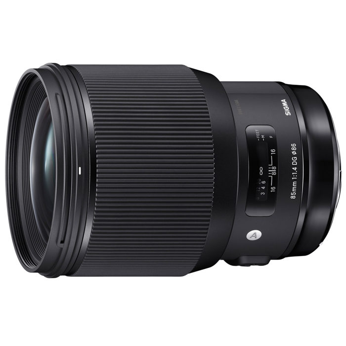 Image of the Sigma 85mm f/1.4 DG HSM Art
