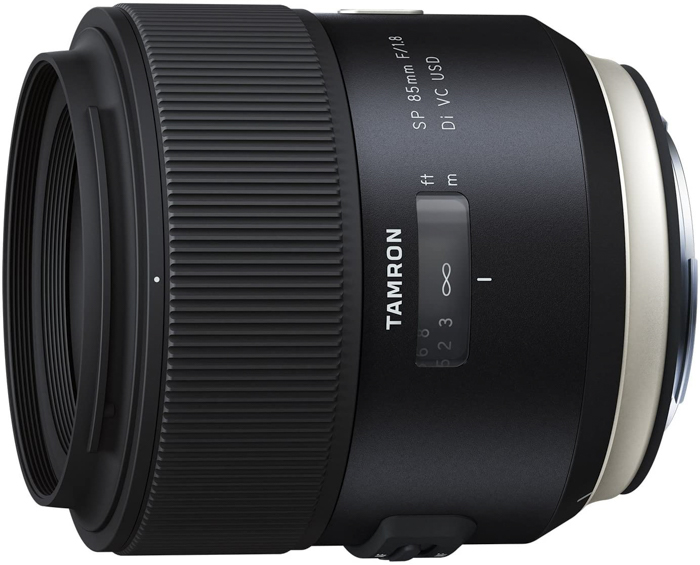 Image of the Tamron SP 85mm f/1.8 Di VC USD