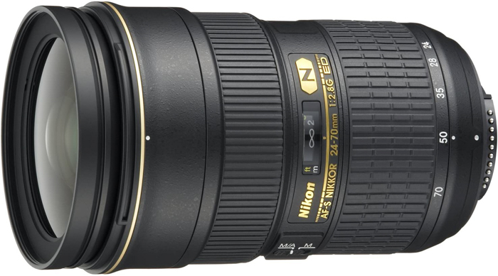 Image of the Nikon AF-S Nikkor 24-70mm f/2.8G ED