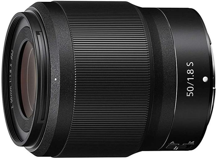 Image of the Nikon NIKKOR Z 50mm f/1.8 S