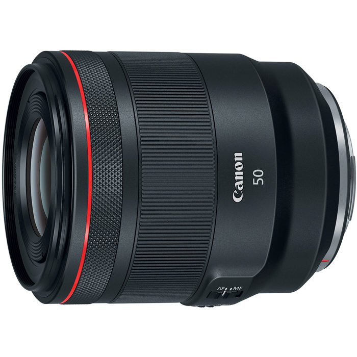 Image of the Canon RF 50mm f/1.2L USM