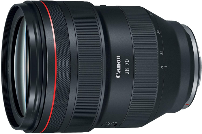 Image of the Canon RF 28-70mm f/2L USM