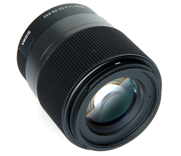 Image of the Sigma 30mm F1.4 DC DN C