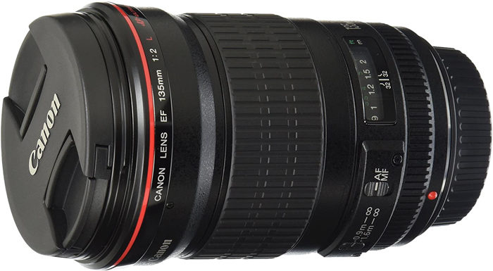 Image of the Canon EF 135mm f/2L USM