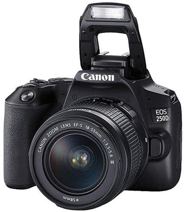 an image of a Canon EOS 250D